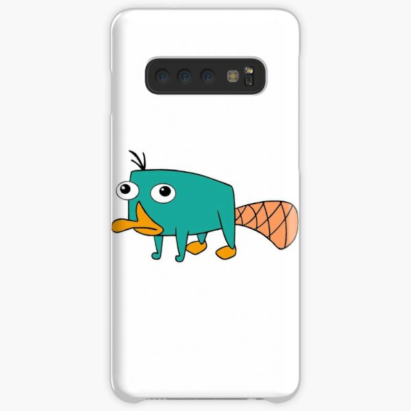 Agent P Samsung Galaxy Snap Case