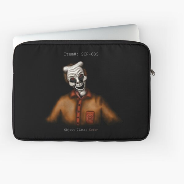 SCP 035 Laptop Sleeve