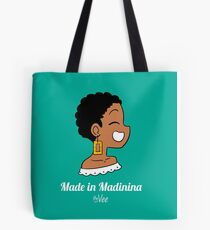 Vee from Martinique Tote Bag