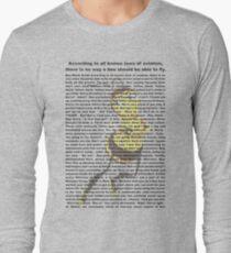 bee movies script T-Shirt
