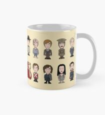A Field Guide to the Common Cumberbatch (mug) Mug