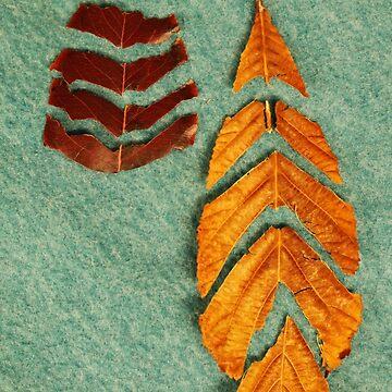 Fractured Autumn by Jokerman136