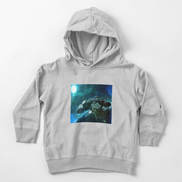Journey home Toddler Pullover Hoodie