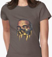 Hip Hop Womens Fitted T-Shirt
