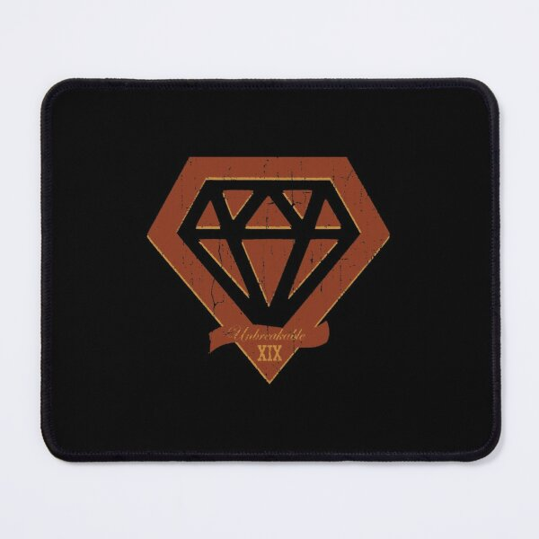 Diamond is Unbreakable  Mouse Pad