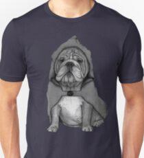 English Bulldog With Stonehenge (bw) T-Shirt