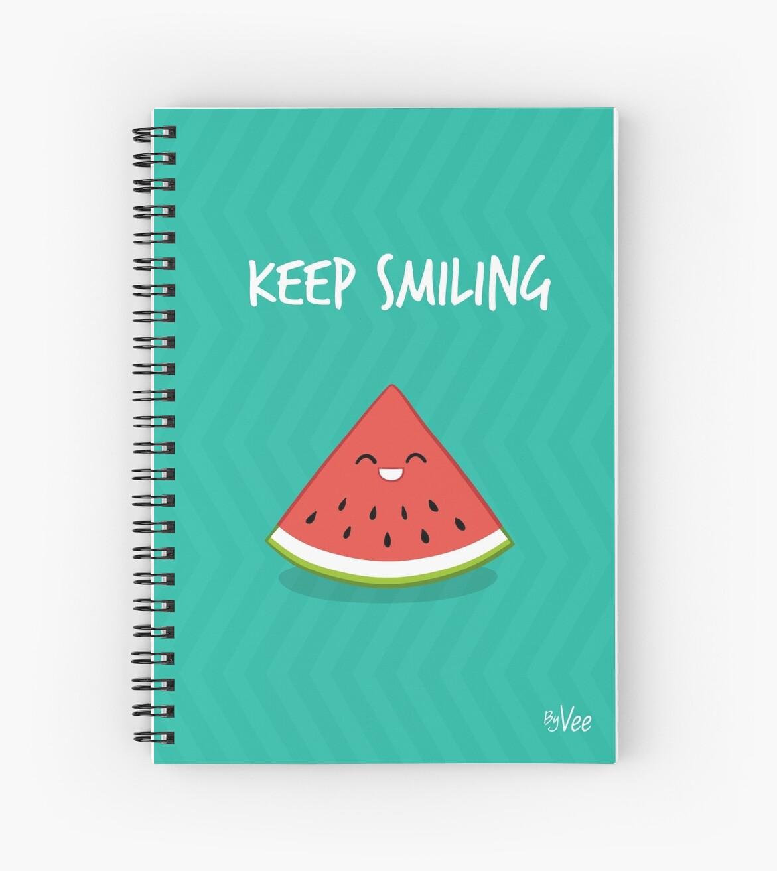 « Keep smiling » par vee-madinina
