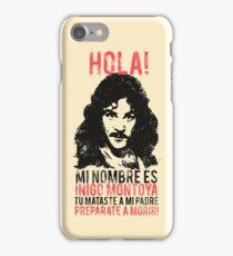 Inigo Montoya iPhone Case/Skin