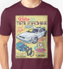 Retro Time Machine T-Shirt