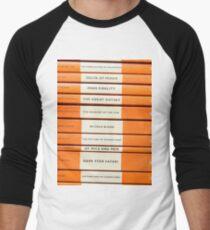 Book Spine Graphic Shirt T-Shirt