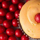 Jaffa Cupcake by Austscapes