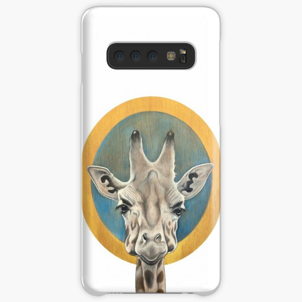 giraffe  Samsung Galaxy Snap Case