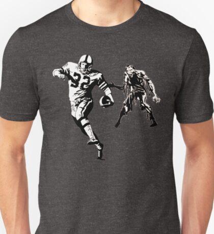 Sunday Funday: Football and Zombies T-Shirt
