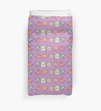 Animal Line Up Duvet Cover