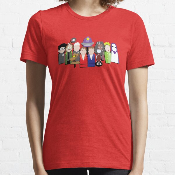 Not Too Distant Future Essential T-Shirt