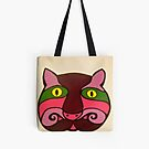 Cat Tote #11 by Shulie1