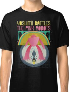 The Flaming Lips - Yoshimi battles the pink robots Classic T-Shirt