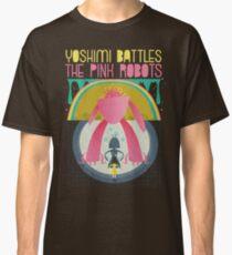 The Flaming Lips - Yoshimi battles the pink robots Classic T-Shirt