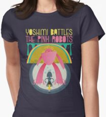 The Flaming Lips - Yoshimi battles the pink robots Womens Fitted T-Shirt