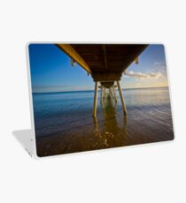 Under The Jetty Laptop Skin