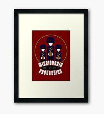 Missionaria Protectiva Mug Framed Print