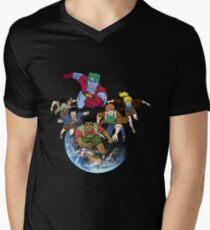Captain planet team T-Shirt