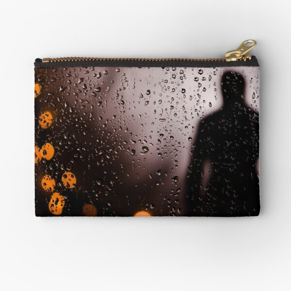 Take Your Light With You Zipper Pouch