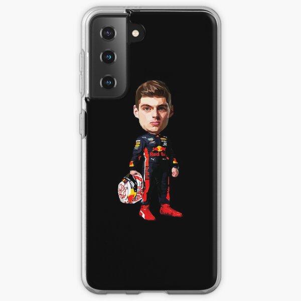 Tooned Max Verstappen  Samsung Galaxy Soft Case