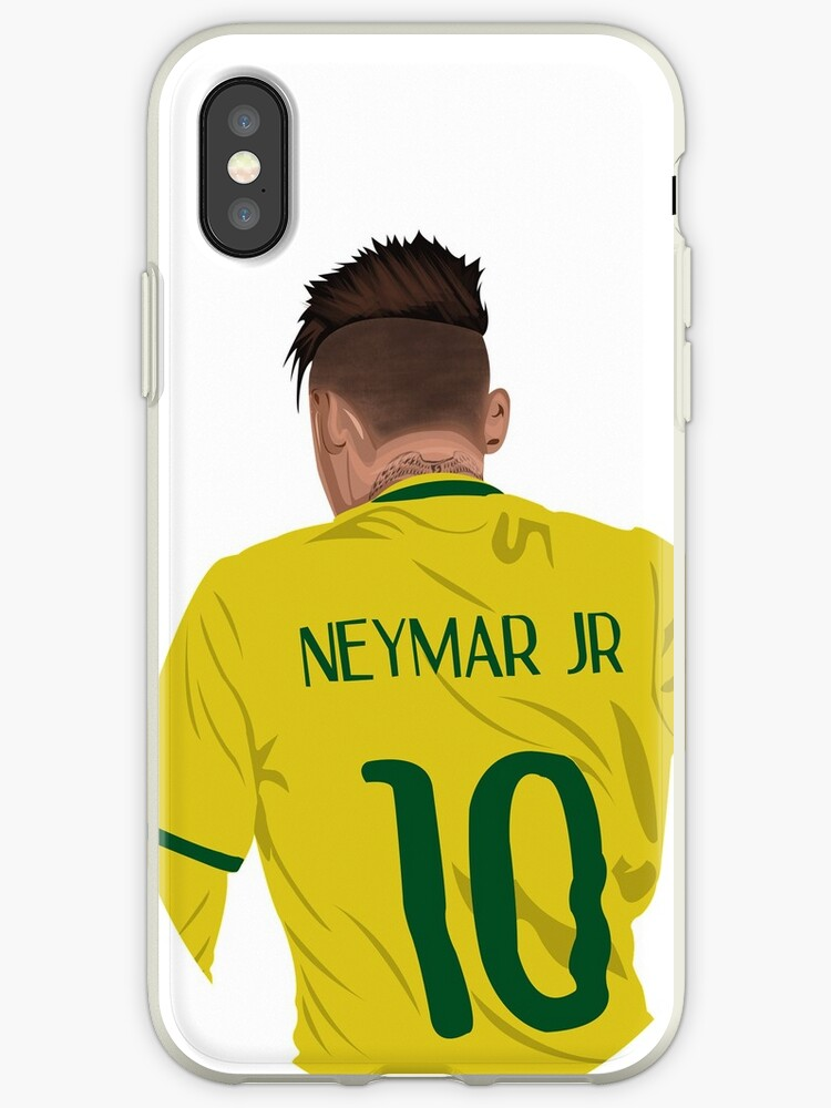 more photos ad83b 9dc77 'Neymar Junior' iPhone Case by siddick49