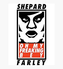 Shepard Farley Photographic Print