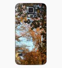 Fall Trees Case/Skin for Samsung Galaxy