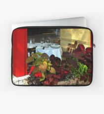 Table In The Window Laptop Sleeve