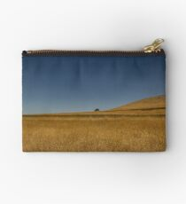 Yellow Countryside Studio Pouch
