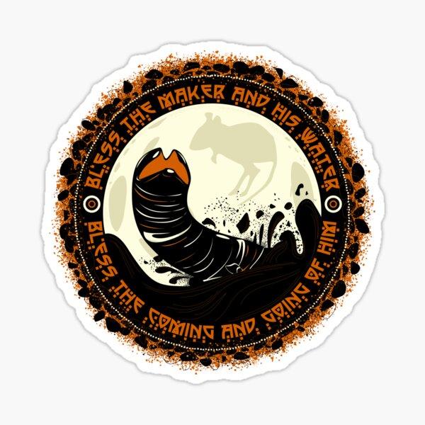 Shai Hulud 2  Sticker