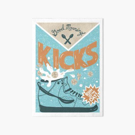 K/CKS Art Board Print