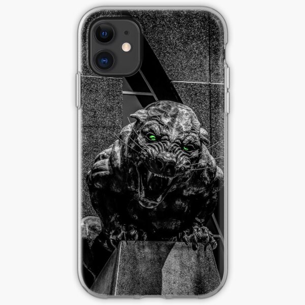 panthers iPhone Soft Case