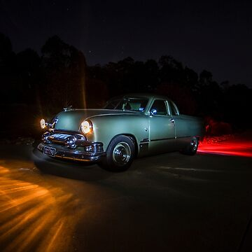 51 Ford by RainyMaree