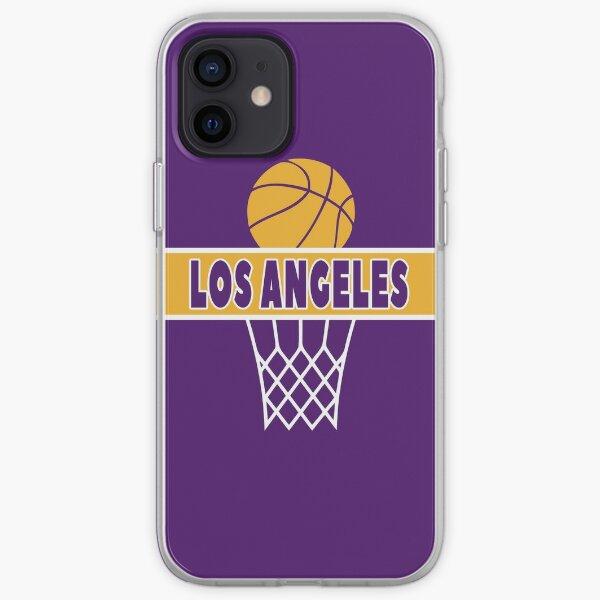 Los Angeles Coque souple iPhone