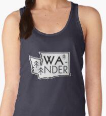 Wander Washington (v. 1) Women's Tank Top