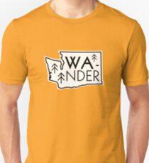 Wander Washington Unisex T-Shirt