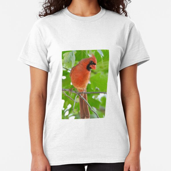 Northern Cardinal Classic T-Shirt