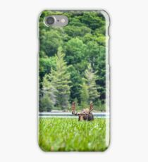 At the mouth of the river iPhone Case/Skin