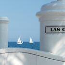 Sailing Las Olas by Jason Pepe