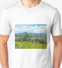 New Day at Kawanui (Left Panel of Triptych) T-Shirt