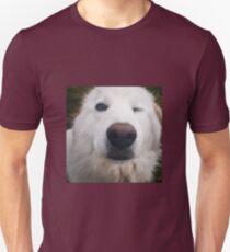 Winking Pupper Unisex T-Shirt