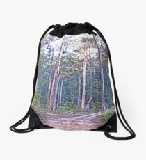 Eucalypts - Wadbilliga National Park Drawstring Bag
