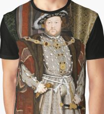 HENRY 8th Graphic T-Shirt
