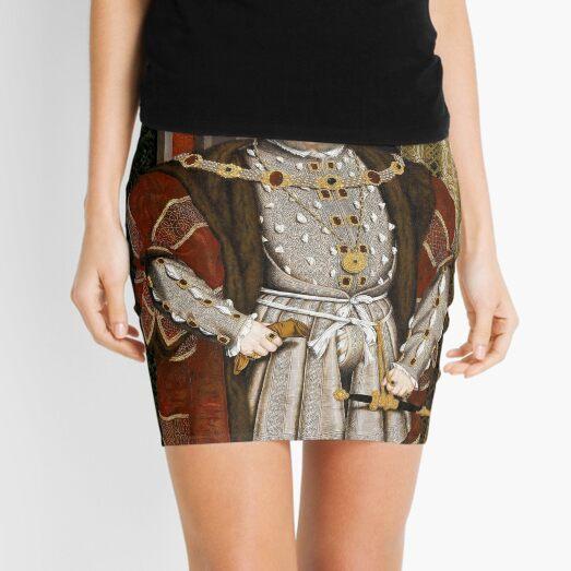 HENRY 8th Mini Skirt