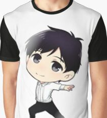 Yuri!!! on Ice Chibi Yuuri 1  Graphic T-Shirt