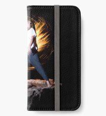 Fire Twirling iPhone Wallet